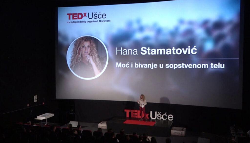 hana Tedx